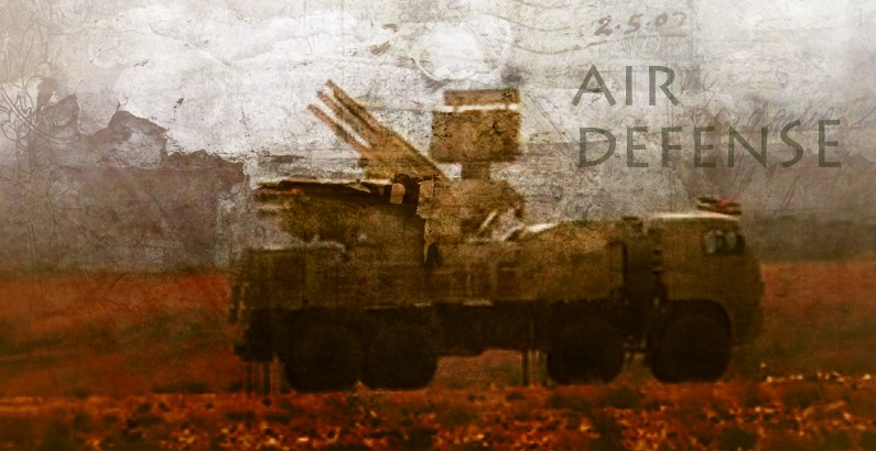 Russian Pantsir-S air defense systems go to Kuweires airbase near Aleppo City