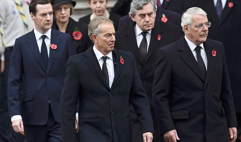 The Poppy Hypocrisy – Worn by Warmongers