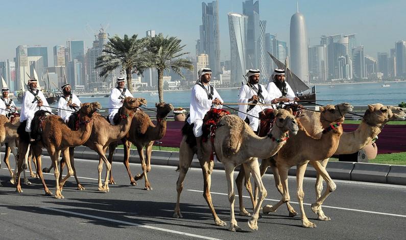 Qatar promises to keep the Syrian war going with Saudi Arabia