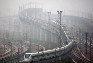 railway new silk road russia iran china