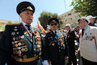 Russian WW2 vets