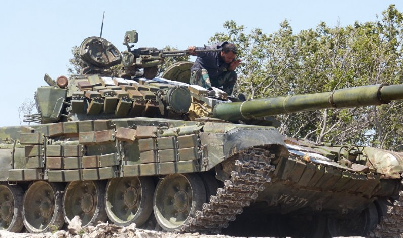Syrian Army Suspends Combat Operations in Aleppo