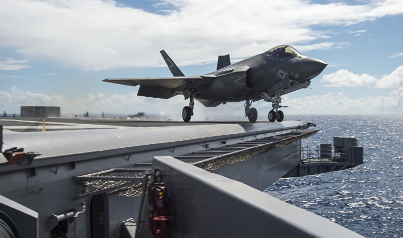 F-35C Stealth Fighter 'Not Suited for Today's Combat Realities'