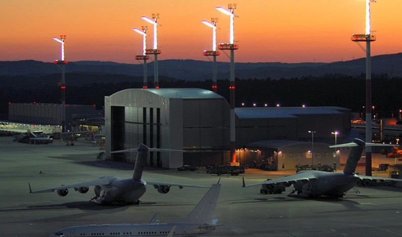 """Ramstein AFB """"Drone Murder Central"""" According to German Sources"""