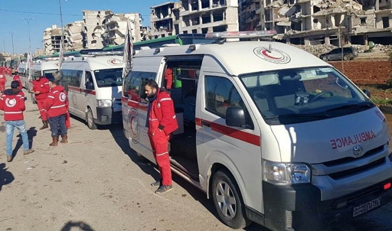 Horrific Details Emerge of the Aleppo Rebel's Trade in Human Organs