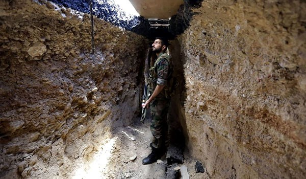 Russian General: Terrorists to Continue Underground Battle against Syrian Army in Aleppo