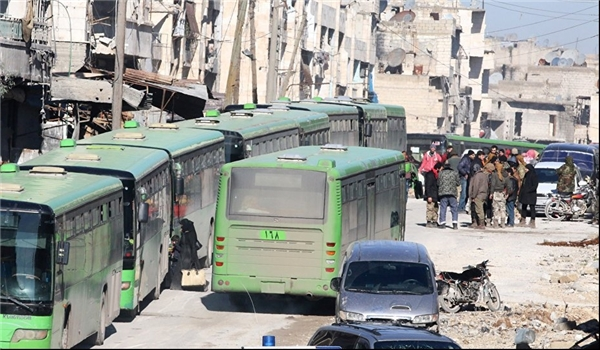 Large Number of Turkish, Saudi (Israeli) Officers Deployed in Syria's Aleppo City