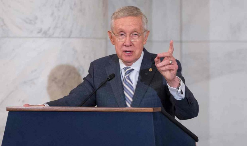 Guardian: FBI covered up Russian influence on Trump's election win, Harry Reid claims