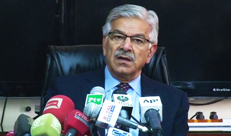FAKE NEWS: Pakistani Defense Minister threatens Israel with nuclear weapons