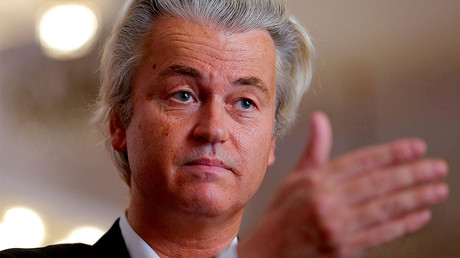 Netherlands:  Their Trump in hate speech case, says 'half of Netherlands' convicted with him