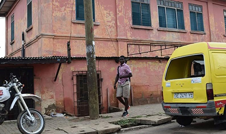 Turkish mafia 'ran fake US embassy' in Ghana