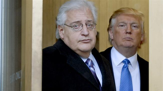 "Betrayal:  Neo-Nazi ""Trumpities"" Reel as Ultra-Zionist Appointed Ambassador to Israel"