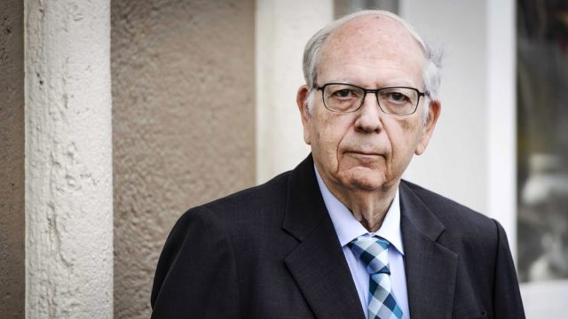 Ex-Mossad Efraim Halevy