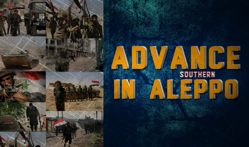 Syrian War Report – December 26, 2016: Syrian Army's Advance In Southern Aleppo