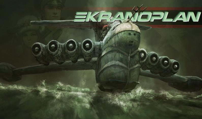 The Concept Of The Future Fleet – Ekranoplan
