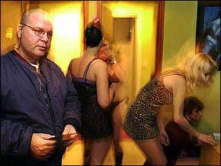 Prostitute slaves in Israel (file photo)