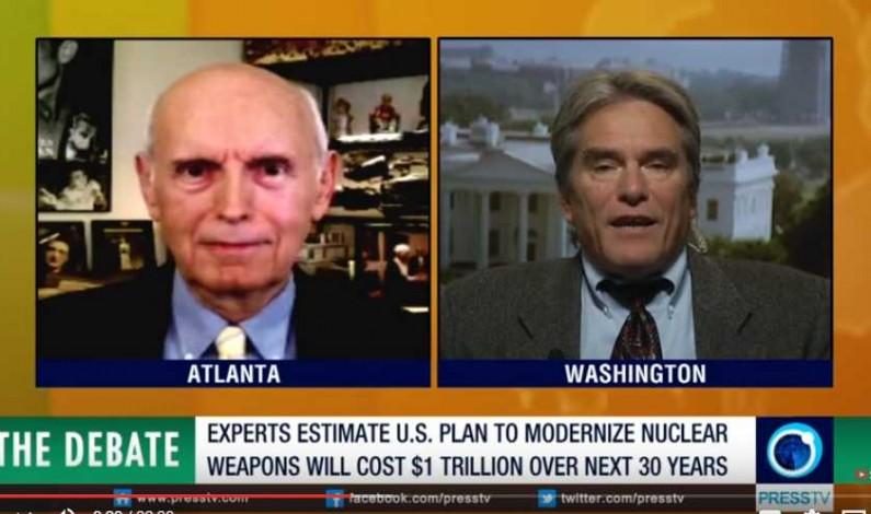 The Debate – Nuclear Arms Race Threats