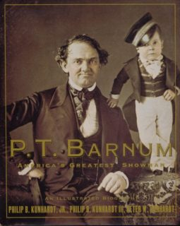 """PT Barnum. """"There is a sucker born every minute."""""""