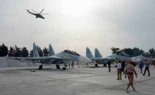 Is Russia Leasing a Military Airbase in Egypt?