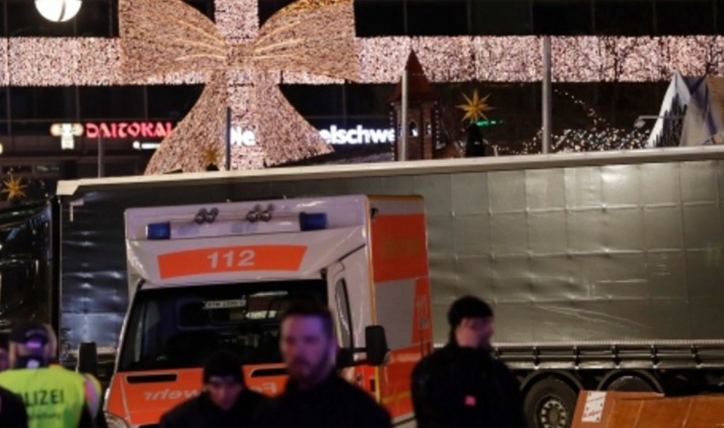 Berlin Terror Attack: The Only Option for Israel?