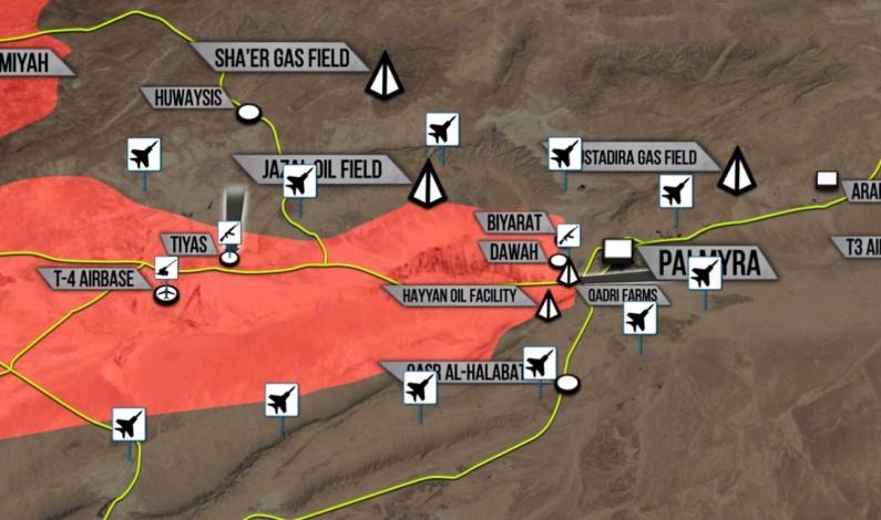 Palmyra Falls To ISIS