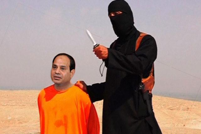 sisi-beheaded