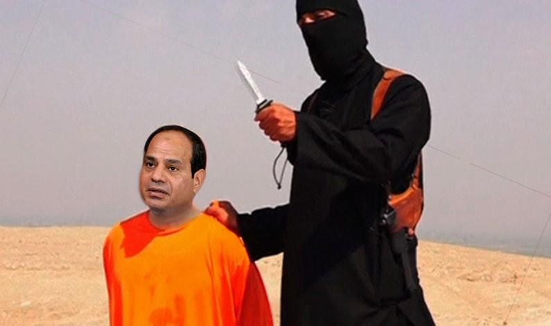 Brooklyn Imam Calls for beheading of Egypt's Sisi