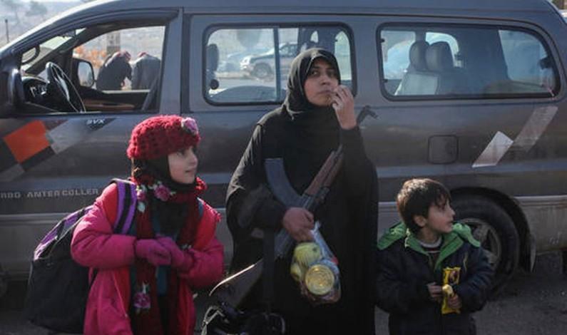 Syria needs fighting terrorism not regime change assistance
