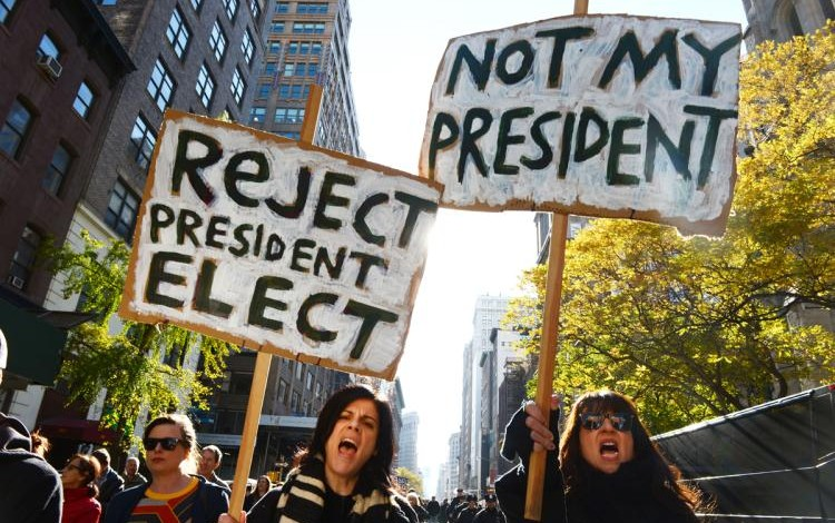 Trump's Inauguration to Be Met with Massive Civil Disobedience