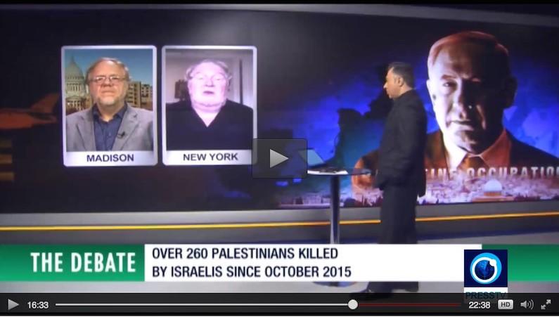 Press TV Debate: Israel, biggest force behind wars in Middle East