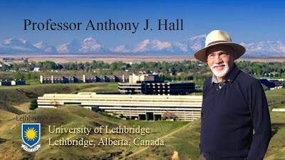 Prof. Anthony Hall vindicated – B'nai Brith and its U. of Lethbridge punks bitch-slapped by national faculty association