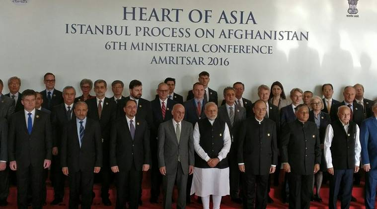 'Secret Diplomacy' behind the Heart of Asia Conference