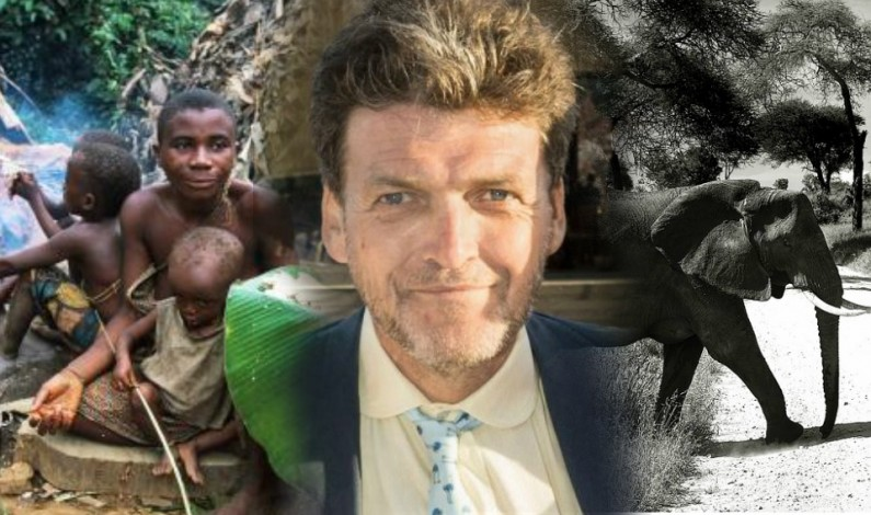 Breaking: Cameroon's Pygmies Tortured and Expelled to Build Rothschilds Elephant Hunting Zoo