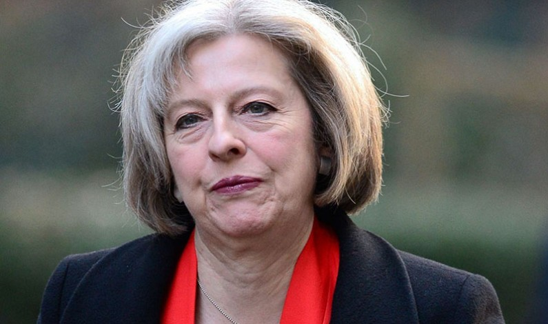 """Theresa May's """"disgusting, desperate attempt to stay in power"""""""