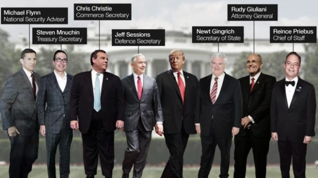 Who are they really representing? Some have fallen to the wayside, the cards have been shuffled and the new photo is far worse than this one.