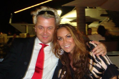 Geert Wilders and Pamela Geller