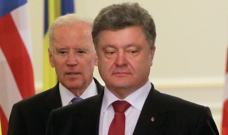 Biden's Visit to Ukraine Sends Shivers Down Kiev's Spine