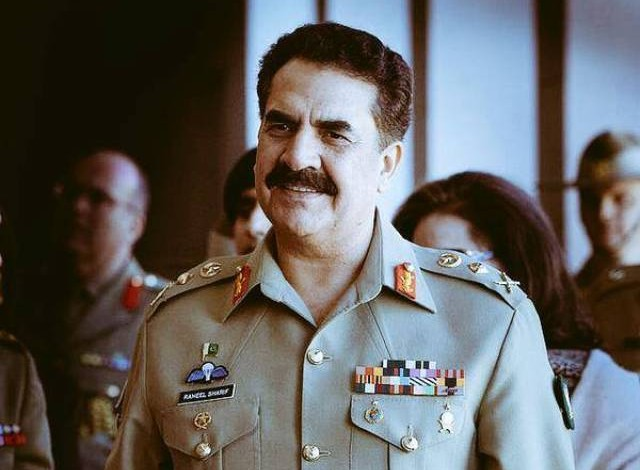 Reservations over Gen Raheel Sharif's appointment
