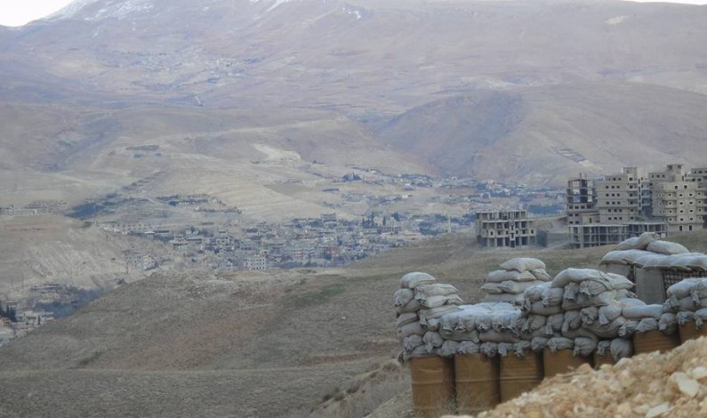 Militants surrender Wadi Barada water supply area to Syrian Army