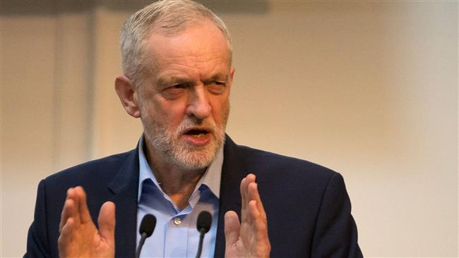 Corbyn: Trump must be banned from UK over Muslim ban