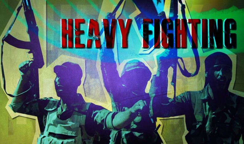 Syrian War Report – January 9, 2017: Heavy Fighting Continues Despite Ceasefire