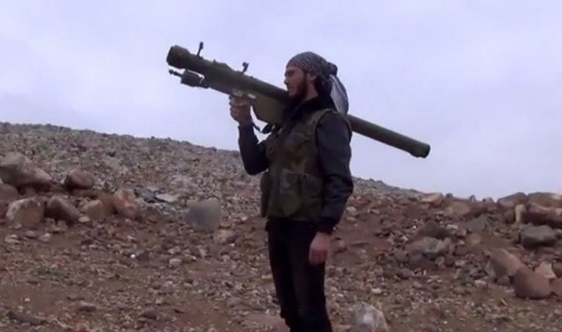 Jordan Army Chief Says ISIL Militants Acquired Anti-Aircraft Missiles
