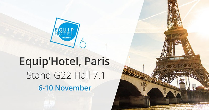 EquipHotel – The Leading Hospitality and Catering Exhibition