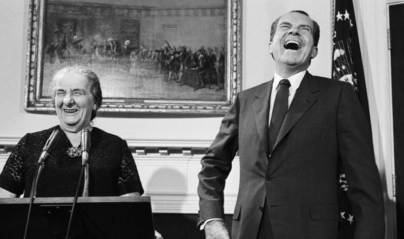 Jewish writer Daniel Sugarman: Richard Nixon was an anti-Semite