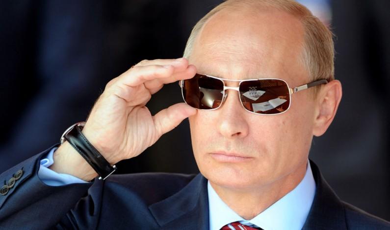 Vladimir Putin: Pedophilia Is Essentially Satanic