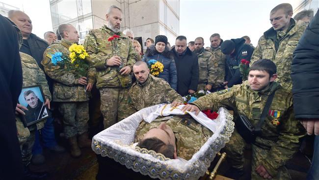 Putin blames Kiev for upsurge in violence
