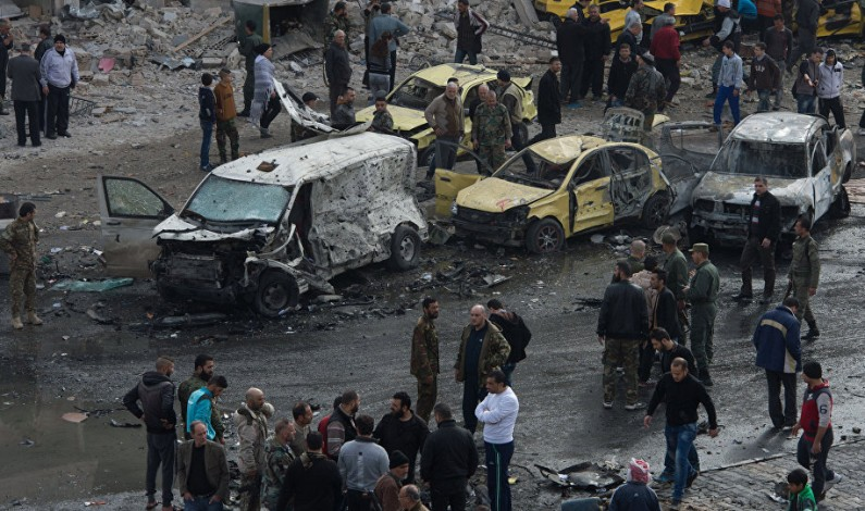 Suicide Bombers Attack Military Facilities in Syrian Homs: More Than 15 Killed