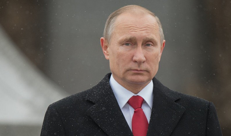 Putin predicted 'Uncontained Hyper Use of Military Force' by NATO a decade ago