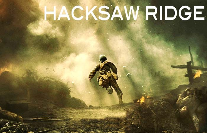 Mel Gibson's Hacksaw Ridge comes to VT on Tuesday