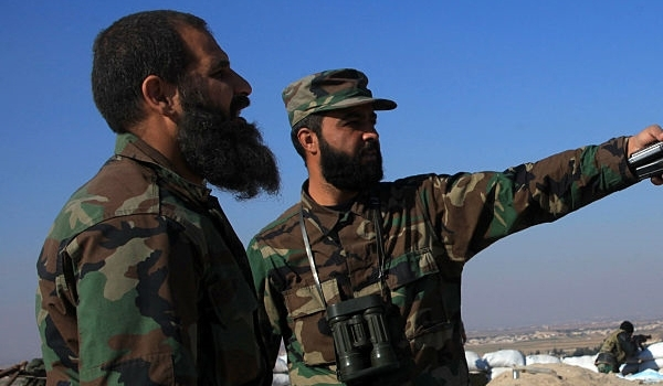 Syria Blocks Turkish Backed Militants, or are they maybe ISIS?